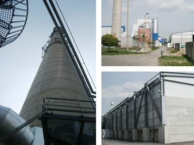 Holzheizkraftwerk Dresden