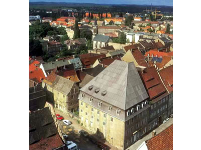 Denkmalkomplex  in Pirna
