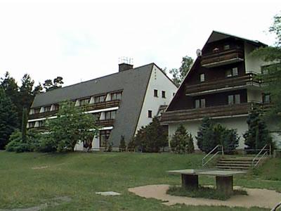 """Ferienhotels  """"Waldhof """""""