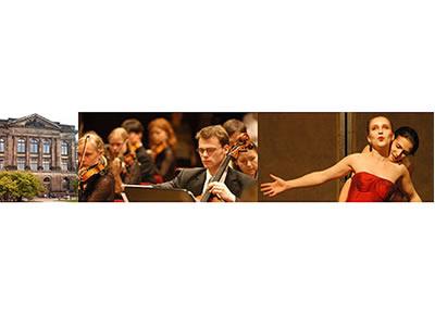 """Hochschule für Musik  """"Carl Maria von Weber"""" Dresden"""