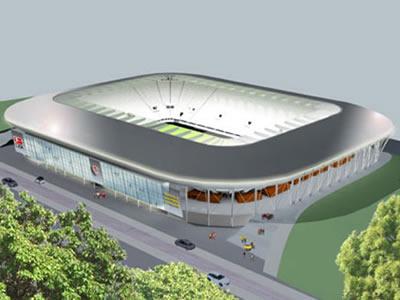 Rudolf-Harbig-Stadium Dresden