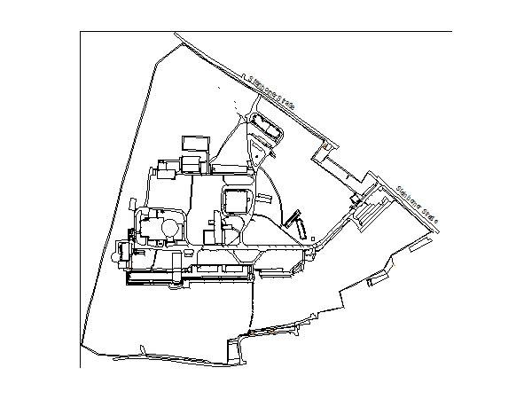 Brandschutzkonzept im Auftrags des SIB Bautzen, Planung 2011