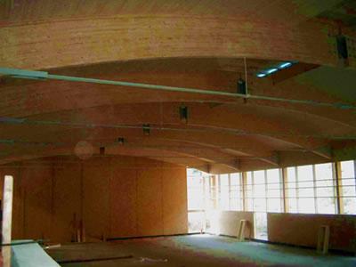 Ersatzneubau einer Sporthalle in der Sportanlage Prießnitztal