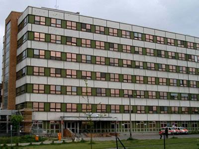 E.-M.-Arndt-Universität Greifswald, Sanierung Diagnostikzentrum