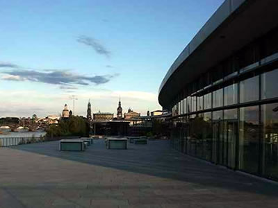 Kongreßzentrum Neue Terrasse Dresden