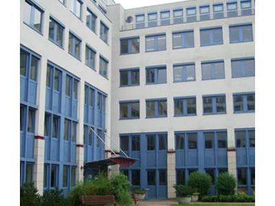 Verwaltungsgebäude Carolapark