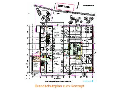 Sanierung und Umbau, Wallstraße 11, 01069 Dresden